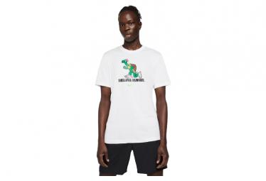 Nike Dri Fit   39   39  Tortoise   39   39  Playera Blanca De Manga Corta Para Hombre S