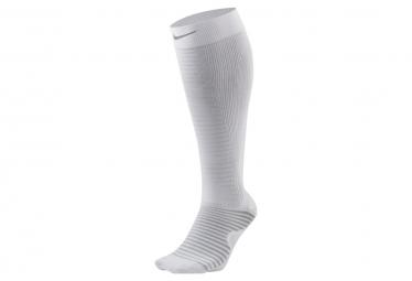 Chaussettes de compression Nike Spark Lightweight Blanc Unisex