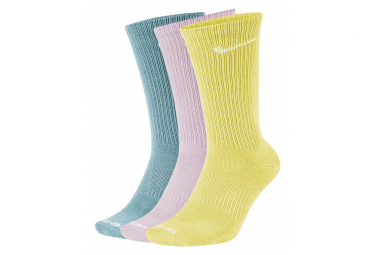 Chaussettes Nike Everyday Plus Lightweight Multi-Color Unisex