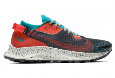 Scarpe Nike Pegasus Trail 2 GTX Grigio Rosso Uomo
