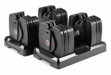 Bowflex – Kit d'haltères SelectTech 560i (la paire)