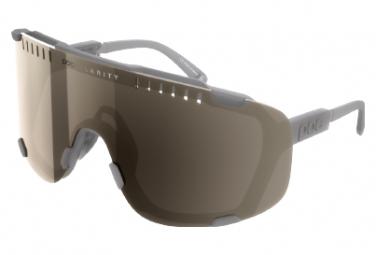 Gafas Poc Devour grey brown Clarity