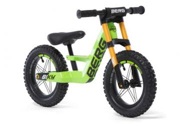 Draisienne Berg Biky Cross 12'' Vert 3 - 5 ans