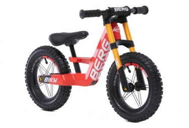 Draisienne Berg Biky Cross 12'' Rouge 3 - 5 ans