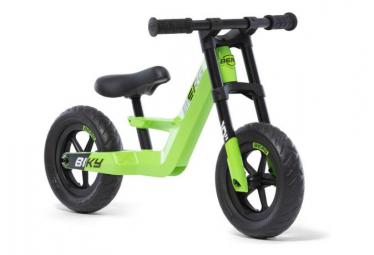Draisienne Berg Biky Mini 10'' Vert 2 - 4 ans