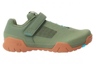 Zapatillas MTB Crankbrothers Mallet E Speedlace Verde / Azul 2021