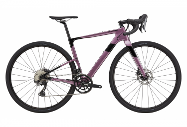 Cannondale Topstone Carbon Women's 4 Mujer Gravel Bike Shimano GRX 11S 700 mm Morado Lavender 2021