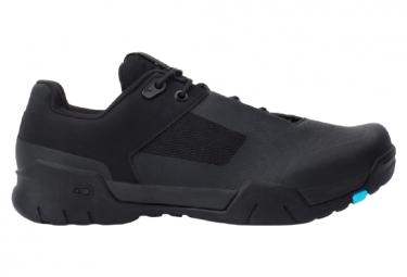 Chaussures VTT Crankbrothers Mallet E Lace Noir / Bleu 2021