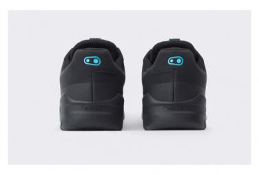 Zapatillas MTB Crankbrothers Mallet E Lace 2021 negro / azul