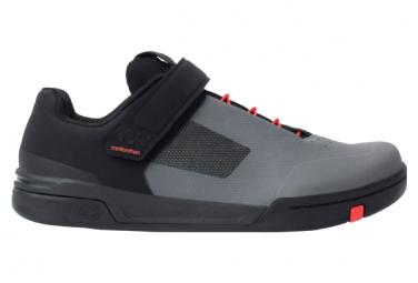Zapatillas De Mtb Crankbrothers Stamp Speedlace Negro   Rojo 2021 45