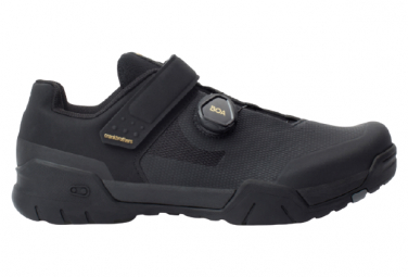 Cranbrothers Mallet E Boa Black / Gold 2021 Shoes