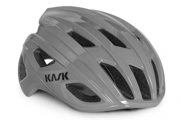 Casque Route Kask Mojito Cubed Gris