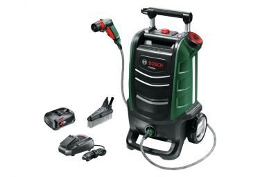 Nettoyeur Haute Pression Bosch Fontus (Batterie 18V) 15bars