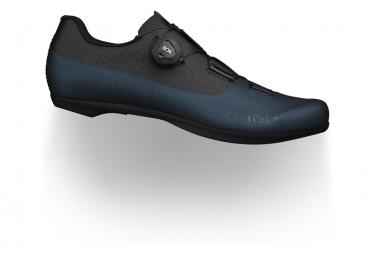 Zapatillas De Carretera Fizik Tempo Overcure R4 Azul Marino   Negro 44