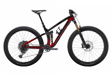 MTB Doble Suspensión Trek Fuel EX 9.9 29'' Rouge / Noir 2021