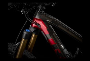 Trek Fuel EX 9.9 27,5 '' Vollfederung MTB Sram X01 Eagle 12V Rohkohlenstoff / Rage Red 2021