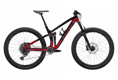 MTB Doble Suspensión Trek Fuel EX 9.8 27.5'' Noir / Rouge 2021