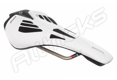 Sella Prologo Scratch M5 CPC Tirox bianca