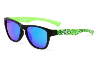 Image of Lunettes xforce pure crack neon green