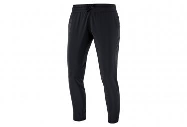 Pantalon Salomon Comet Negro Mujer M