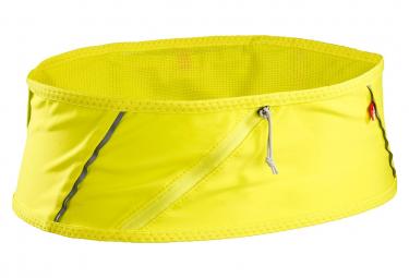 Cinturon Salomon Pulse Amarillo Unisex S