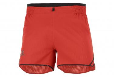 Salomon Sense Aero 4   39   39  Shorts Rojo Hombre Xl