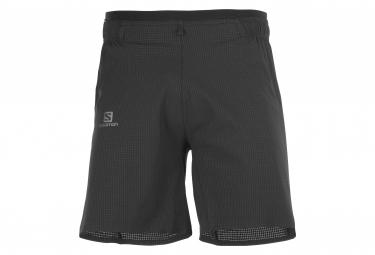 Salomon Sense Aero 7 Shorts Black Men