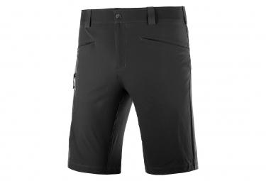 Pantalon Corto Hombre Salomon Wayfarer Negro 46