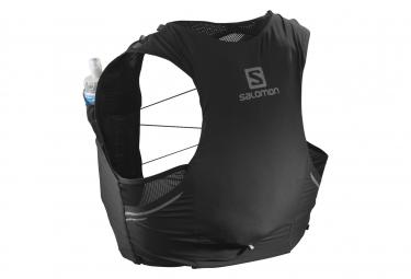 Veste d'hydratation Salomon Sense Pro 5 Set Noir Homme