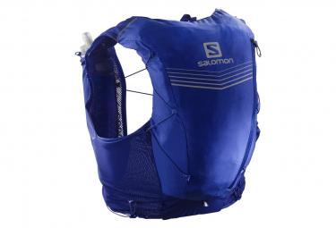 Sac d'hydratation Salomon ADV Skin 12 Set Bleu Unisex