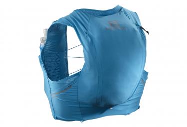 Chaqueta De Hidratacion Salomon Sense Pro 10 Set Azul Hombre L