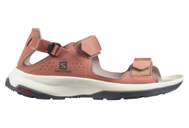 Sandalias Salomon Tech Sandal Feel Naranja Mujer 38 2 3