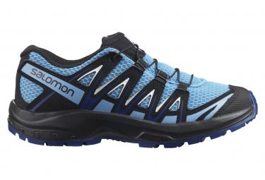 Zapatillas Ninos Salomon Xa Pro 3d Azul 36