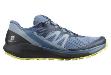 Chaussures de Trail Salomon Sense Ride 4 Bleu / Jaune
