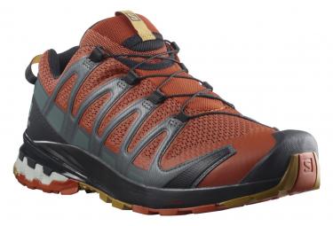 Zapatillas Salomon XA PRO 3D V8 para Hombre Rojo / Negro