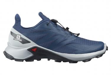 Zapatillas Salomon Supercross Blast Trail Azul Hombre 46