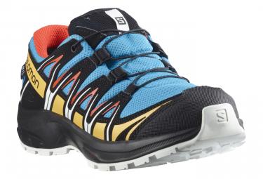 Chaussures Enfant Salomon XA Pro 3D CSWP Bleu