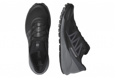 Chaussures de Running Salomon Sense Ride 4 Noir