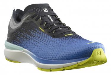Salomon Sonic 4 Accelerate Azul Negro Hombre Zapatillas Running 46 2 3