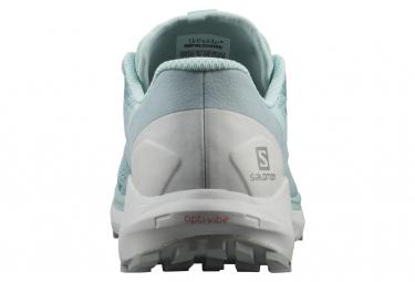 Chaussures de Running Femme Salomon Sense Ride 4 Bleu