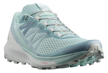 Salomon Sense Ride 4 Running Shoes Turquoise Women