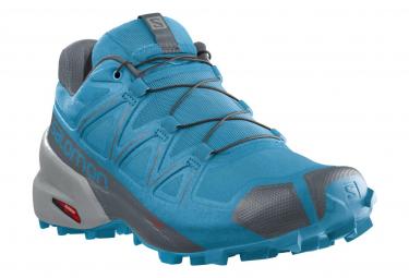 Chaussures de Trail Salomon Speedcross 5 Bleu