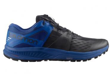 Salomon Ultra Pro Shoes Blue Black Men