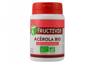 Image of Acerola bio 30 comprimes