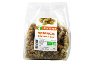 Baies de Mulberry Bio - 200 g