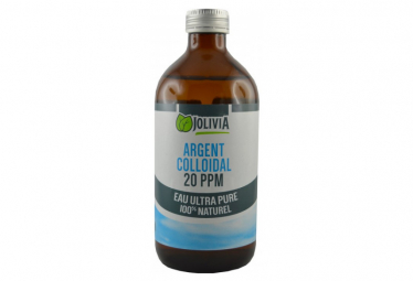 Image of Argent colloidal 20 ppm 1l