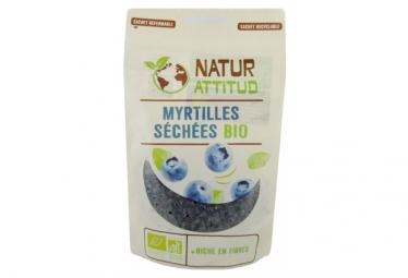 Myrtilles séchées Bio - 100 g