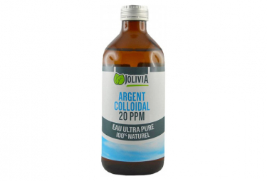 Image of Argent colloidal 20 ppm 500 ml