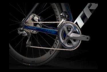 Trek Madone SLR 7 Scheiben Rennrad Shimano Ultegra Di2 Carbon Navy Carbon Smoke / Blau 2021