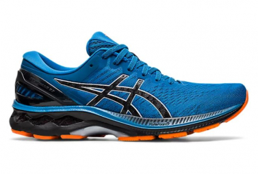 Asics Gel Kayano 27 Running Shoes Blue Black